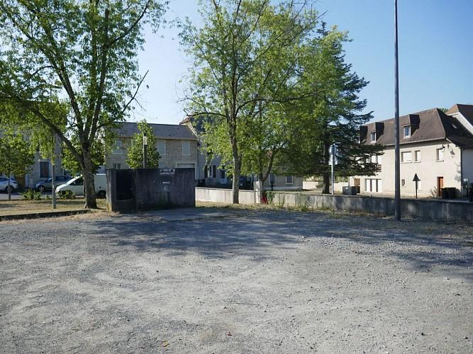 Aire de camping-cars d'Arzacq-Arraziguet