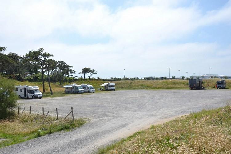 Aire de camping-cars de La Barre