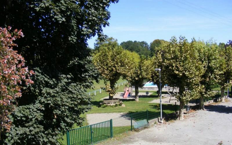 Aire de camping-cars de Lestelle-Bétharram