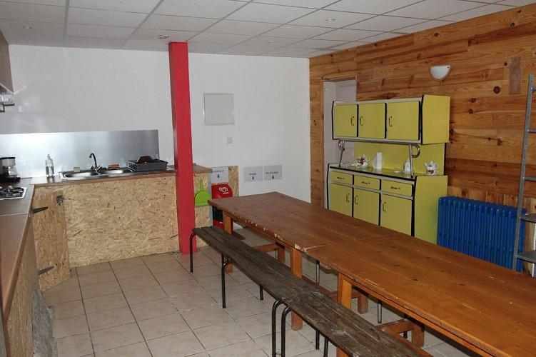 Chalet Auberge La Caverne