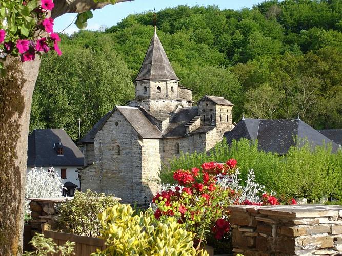 Accueil pour les pèlerins de l'Hôpital-Saint-Blaise