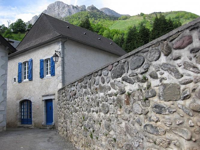 Gîte communal de Borce