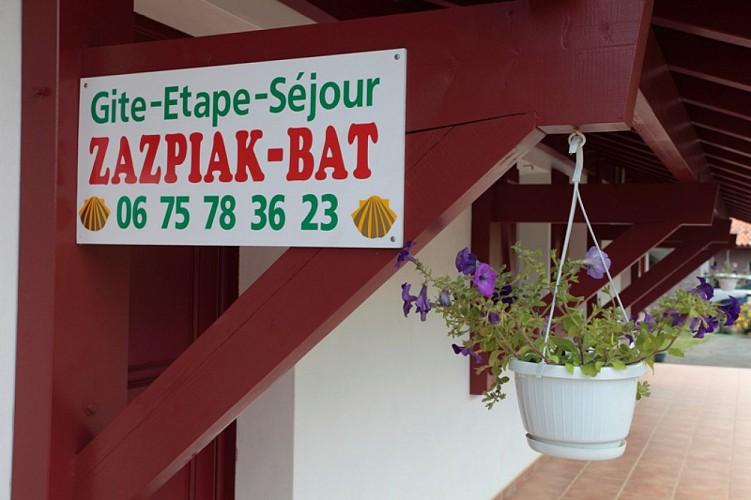 Gîte Zazpiak Bat