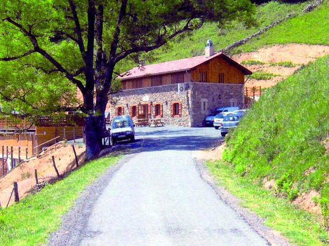 Refuge Auberge Orisson - Sarl Apathia
