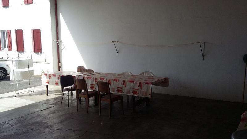 Gîte communal d'Aroue