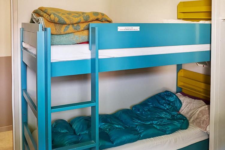 Hébergement associatif Béarn Pont de Camps