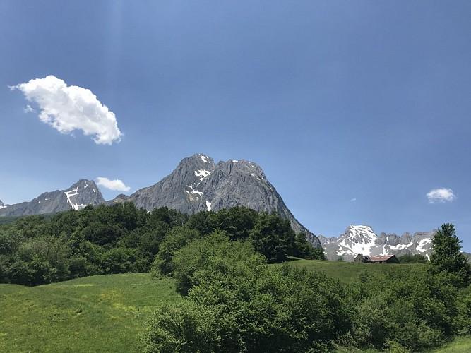 Centre de Montagne L'Abérouat