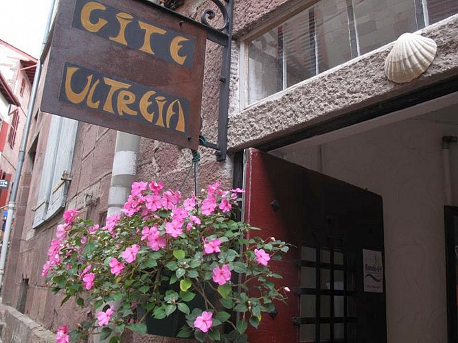 Gîte Ultreïa de Vertes Montagnes et Cie