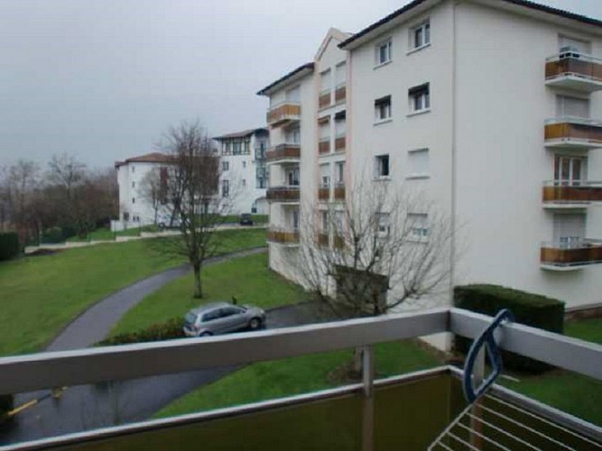 Appartement T2 de Mme LORDON