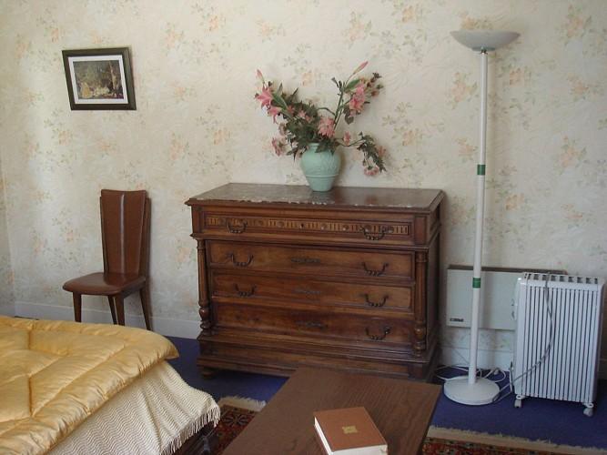 Appartement Aubier dans maison