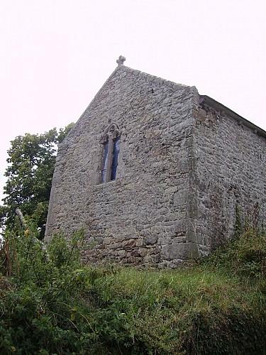 La chapelle Saint-Pierre (propriété privée)
