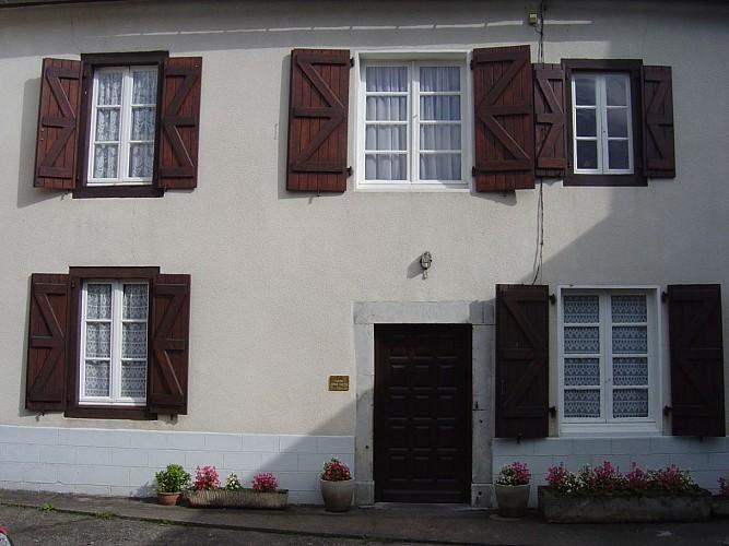 Gîte Pecourt