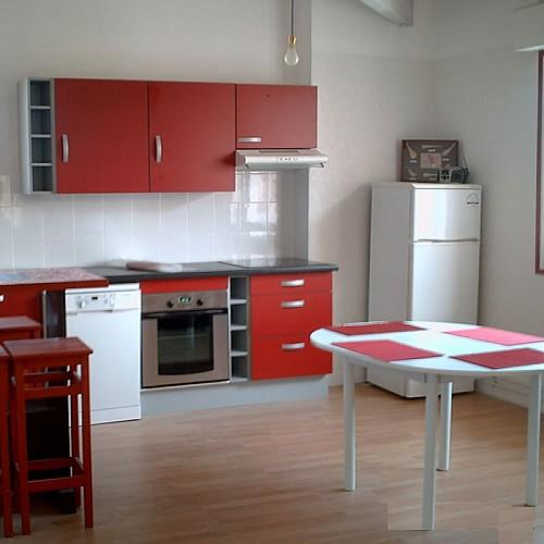 Appartement dans maison Eyharts