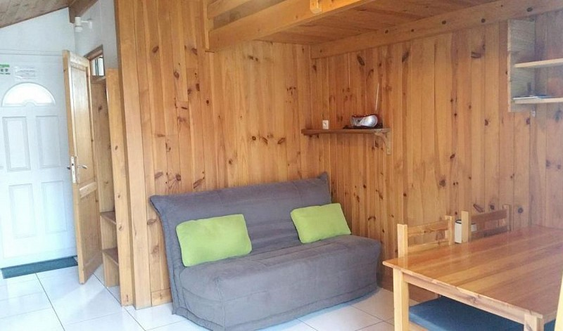 Studio Hargoues dans villa