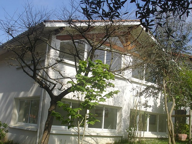 Appartement dans maison Uthurry