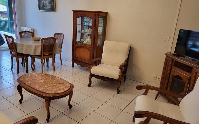 Location Elorria N° 21 - Mme Labat