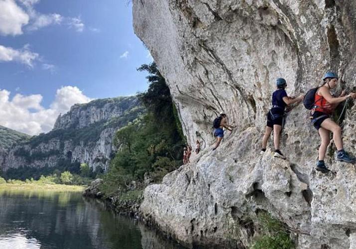 Ardèche : Mini raid aventure – 1 journée
