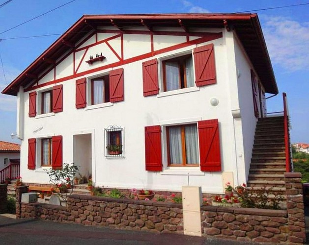 Villa Ithur Gaïna - 1er Etage 4ps