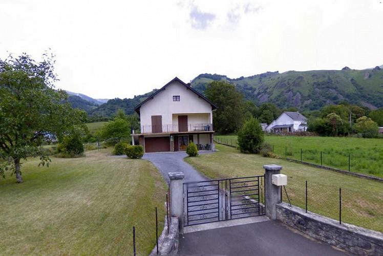 Gîte Isson
