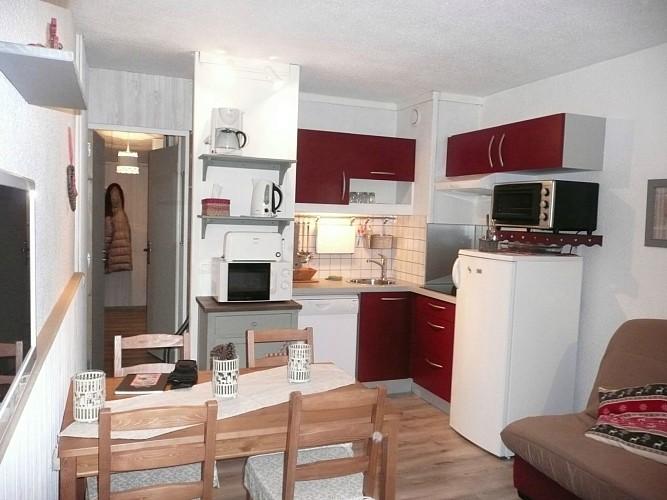 Appartement Mélia-Rouye