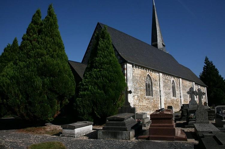 Ch teau glise et abbaye eglise de saint etienne l - Office de tourisme saint antoine l abbaye ...