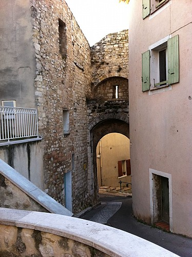 Porte Gachiou