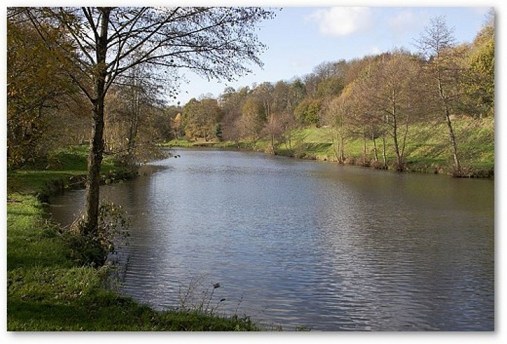 L'étang du val de Gravel