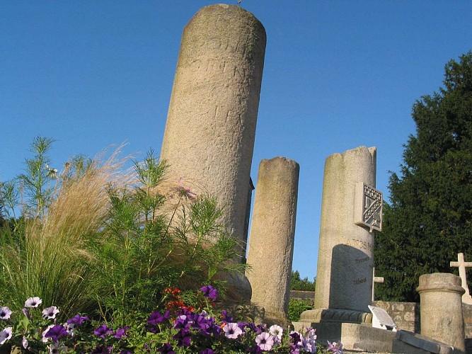 Les colonnes romaines