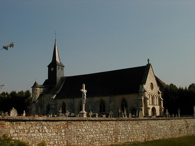 Eglise de Corneville