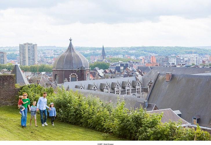 Coteaux de la citadelle de Liège