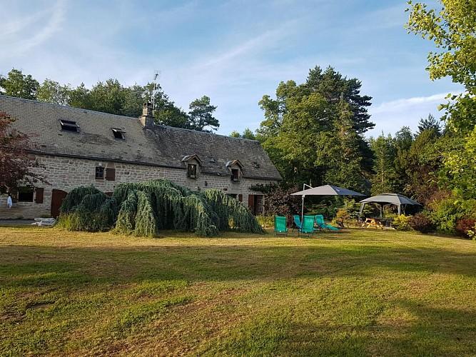 Location Gîtes de France La Longère du Haut-Courby - Réf : 19G1049