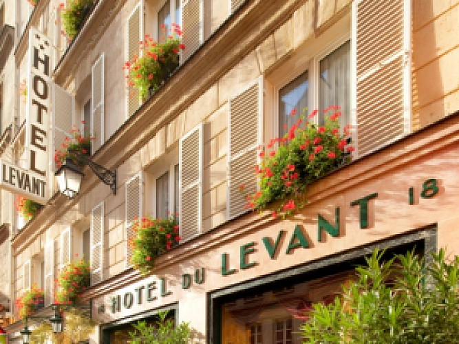 Hôtel du Levant***- Paris