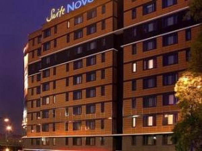 G tes suite novotel paris porte de la chapelle saint denis - Le five paris porte de la chapelle ...