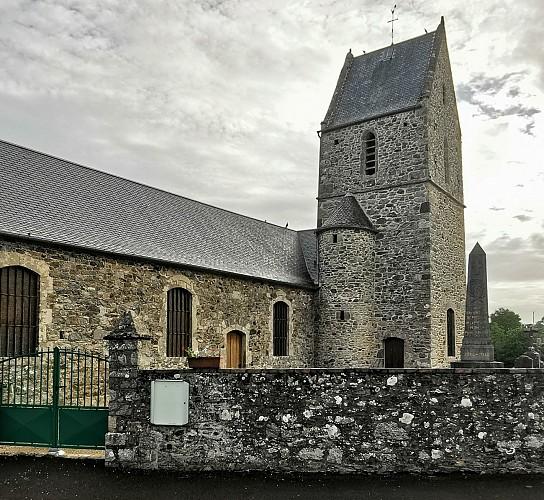 Eglise de Saint-Michel-de-la-Pierre