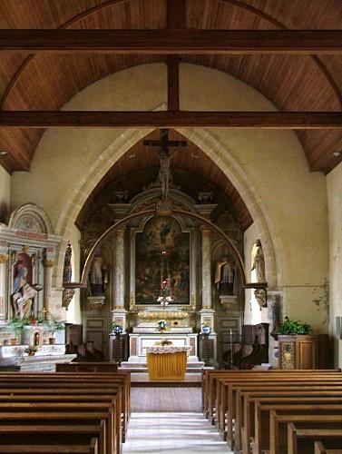 Eglise de Saint-Aubin-du-Perron