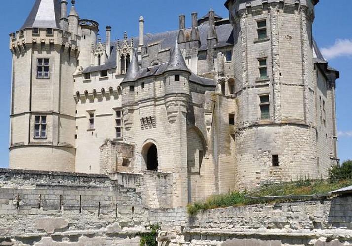 Les Châteaux de la Loire - départ/retour Hôtel