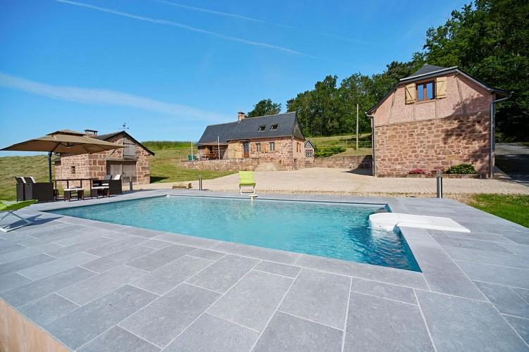 Location Gîtes de France Les Hauts de la Valette - Réf : 19G2128