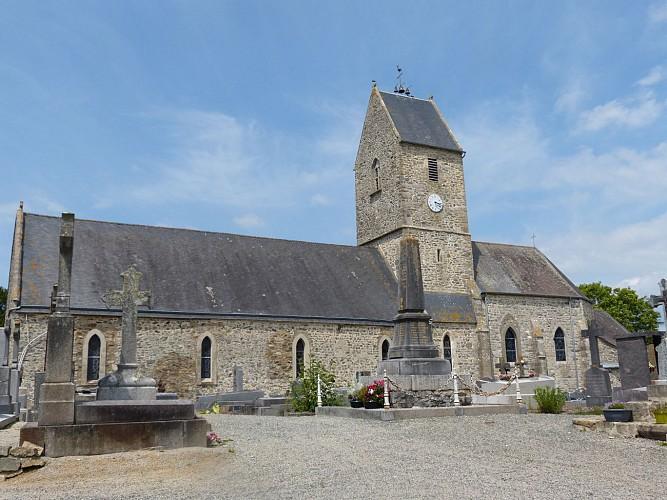 Église de Le Mesnilbus