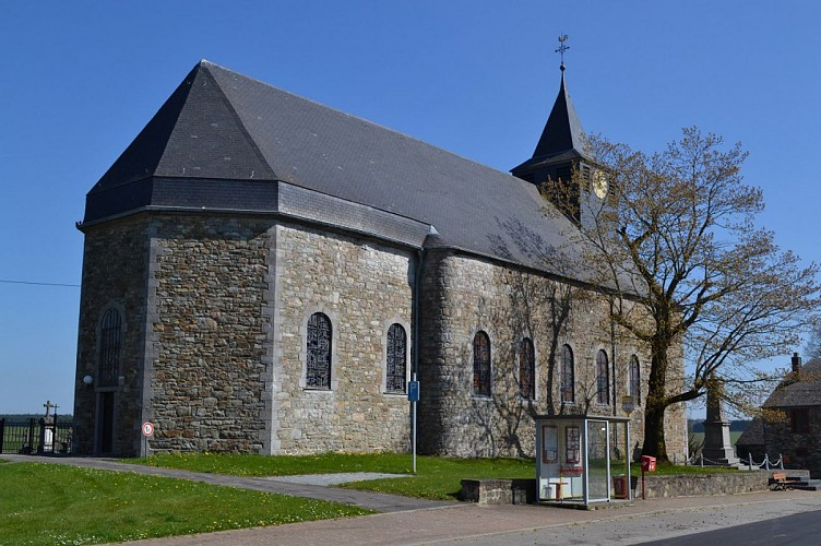 Eglise Sainte Catherine à Bras