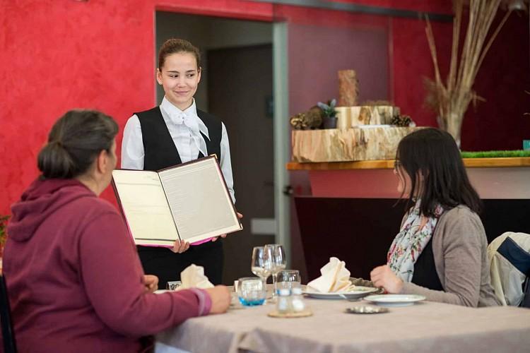 Restaurant d'application du Lycée Paul Héroult