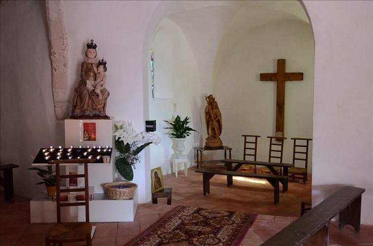 Chapelle de Notre Dame de Constance