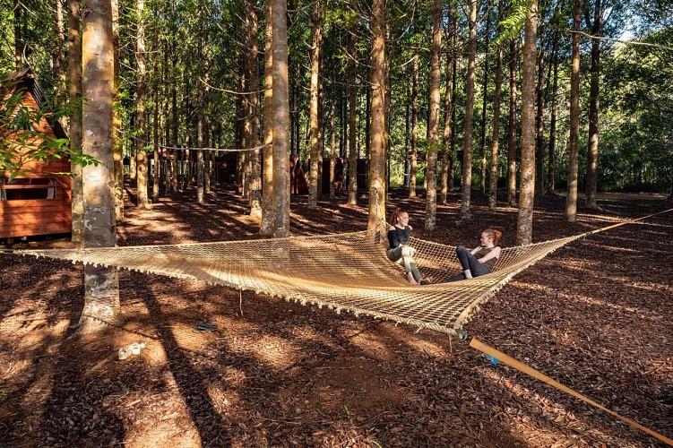 Le Camp des Kaoris - Loisirs Concept : Ouvert !