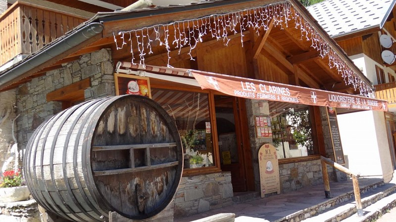 Les Clarines - Liquoristerie de la Vanoise