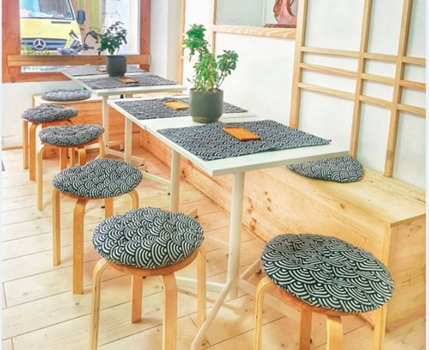 Restaurant Home Bowl - Pau - intérieur