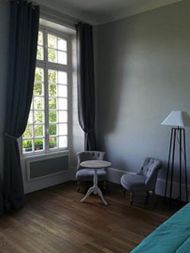 TROSLY-LOIRE - Meublé - Le Domaine d'Orgival - La chambre Nuptiale