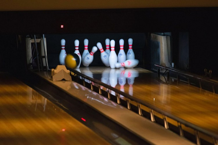 Bowling 69 - quilles