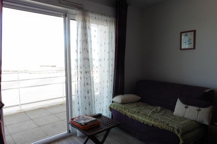 Appartement proche de la plage