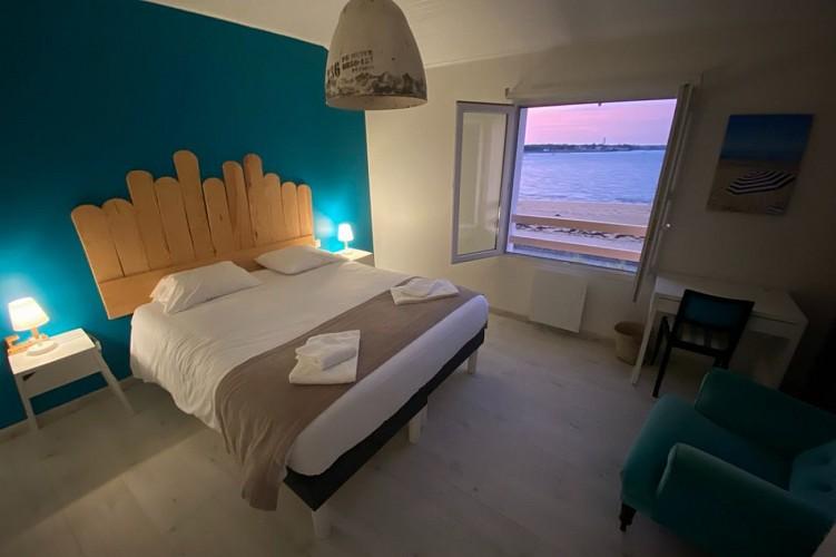 Maison de vacances en front de mer à La Barre de Monts