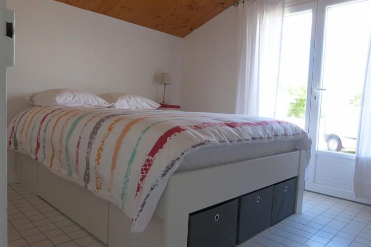 Maison à 500m de la plage des Boucholeurs par sentiers pédestres dans al forêt - Barbâtre - Noirmoutier