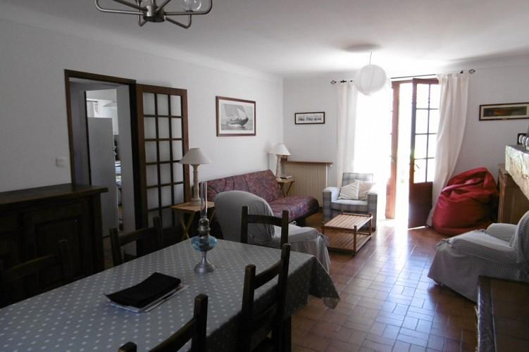 Maison de vacances proche plage à Barbâtre sur l'île de Noirmoutier